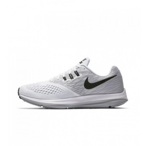 4db49ade1a7 Grey Men Nike Zoom Winflo 4 Running Shoes