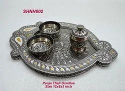 Pooja Thali Oxodise