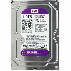 WD HDD Surveillance Hard Disk