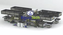 Biodegradable Paper Plates Making Machine