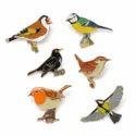 Birds Lapel Pin