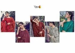 Panchu Vol 4-Volono Trendz Ethnic Collection Heavy Pashmina Printed Suits