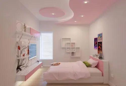 Children S Room False Ceiling At Rs 75 Square Feet Gyproc Gypsum False Ceiling Id 20158218712