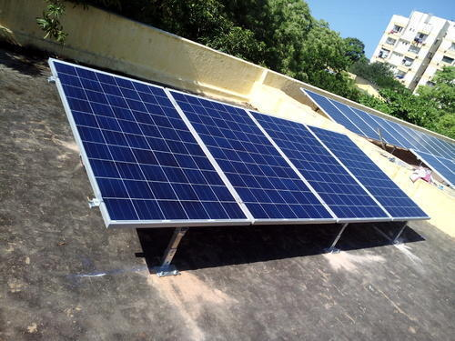 Waree Solar And Goldi Green 1kw Solar Power Plant Rs 49000 Set Id 19264197162