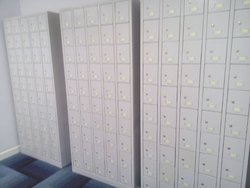 MS Space Planners Security Lockers