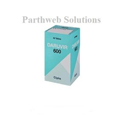 Daruvir 600mg Tablets