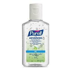 PET Flip Top Cap Hand Sanitizer Bottle
