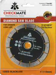Checkmate Granite Cutting Blade 12Segment
