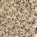 Crystal Yellow Granite Slab, For Countertops, >25 Mm