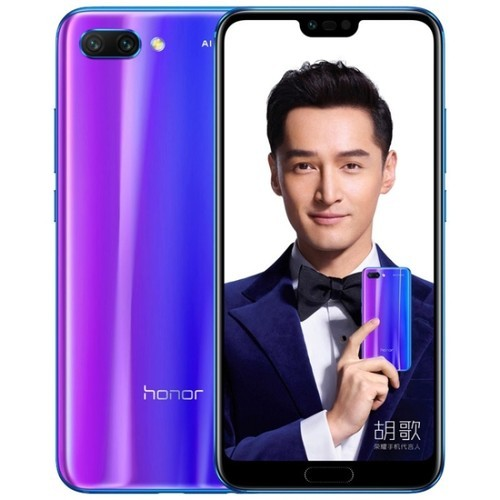 5 - 6 Inch Smart Phones - Huawei Honor 10 COL-AL10 Smartphone Retail