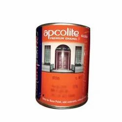 Asian Paints Apcolite Premium Gloss Enamel Paint, Packaging Size: 1 Ltr, Packaging Type: Can
