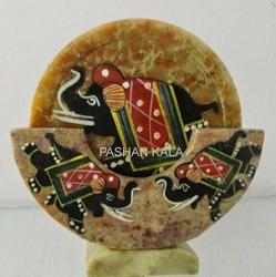Soapstone Decorative Coaster