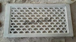 Marble Stone Carving Jali Work