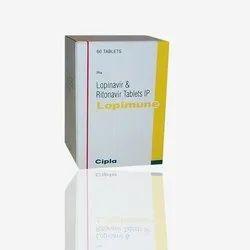 Lopimune Lopinavir Ritonavir 60 Tablets
