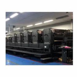 Heidelberg SM 102 F L Offset Printing Machine