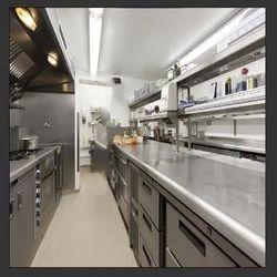 Kitchen Equipment Fabrication, Designing