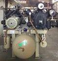 40 HP Duplex Compressor