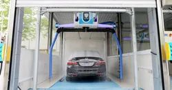 New Eco Wash (New Genx High Pressure Touch Less Car Wash System)