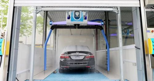 High Pressure Car Wash System - New Eco Wash (New Genx High Pressure