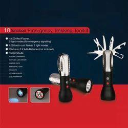 Power Plus Emergency Trekking Toolkit