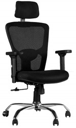 Mesh Office Chair With Head Rest