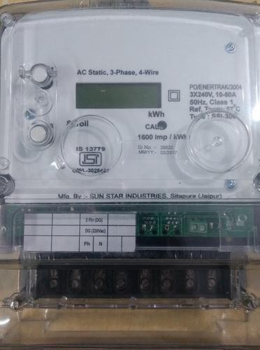 Dual Tariff Meters