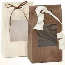 Kraft Paper Multicolor E Flute Boxes, For Gifts & Crafts