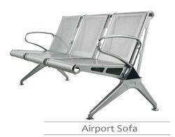 Airport Chairs 3 Seaters