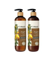 Naturals by Watsons Shampoo & Conditioner