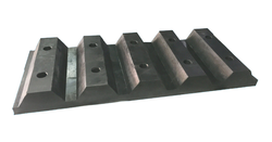 Chute Rubber Liners / Impact Resistant Rubber ds