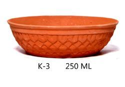 Clay Bowl (250 Ml)