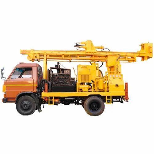 DTH Drilling Rig 709, Capacity: 400, Rs 8000000 /unit Satadhar Welding Work  | ID: 22310809112