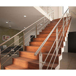 Stainless Steel Glass Handrails J J Stainless Steel Fabrication