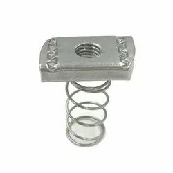 Stainless Steel Spring Nut
