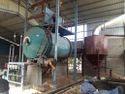 Aluminium Melting Rotary Furnace