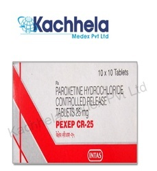 Depaxil Cr 25mg Tablet