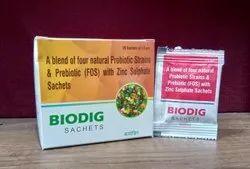 Biodig Sachets
