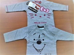 Hello Kitty Kids Loop knit Tops