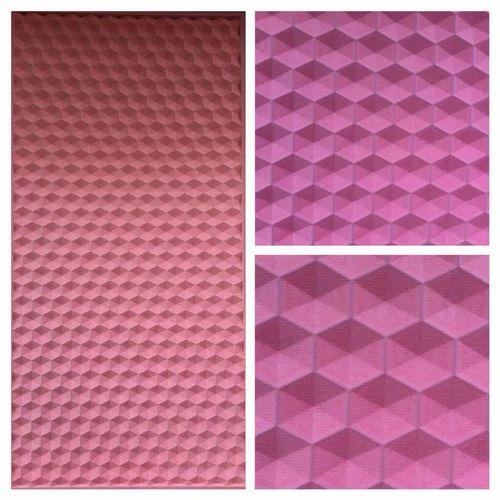 PVC MDF Wall Panel, Shape: Rectangle