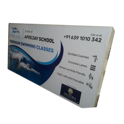 Promotional Flex Sign Board