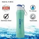 Probott Lite Stainless Steel Single Wall Sporty Water Bottle 900ml PL 900-01