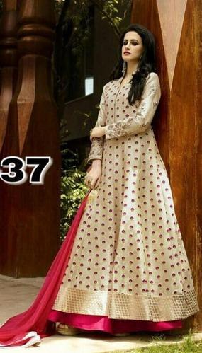 ee70b8cc51 Party Wear Designer Anarkali Suit, Rs 799 /piece, Pearl Fashion | ID ...