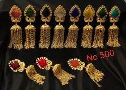 Mait Chain Earring