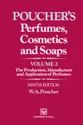 Pouchers Perfumes, Cosmetics and Soaps 9th Ed.  Volume II The Production