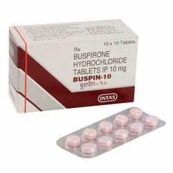 Buspirone Hydrochloride Tablet