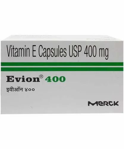 Evion Capsule, Packing Size: 1 X 10, Packaging Size: 10