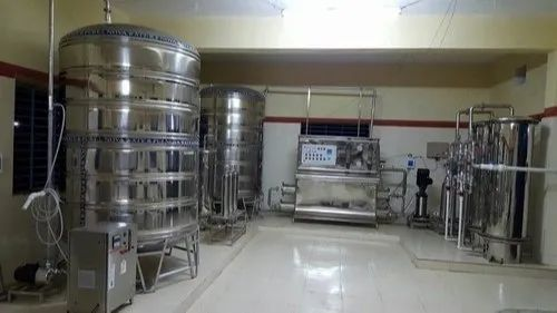 ISI Mineral Water Plant