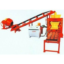 Paving Block Machine