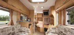 Caravan Interior Designing Service