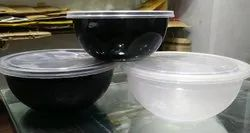 Bowl Shape Container With Air Tight Lid